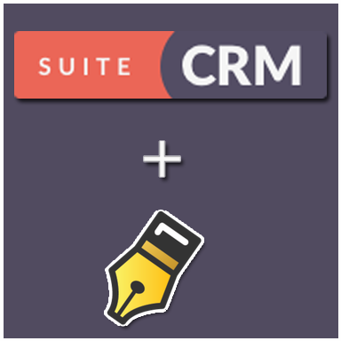 SuiteCRM Rightsignature integration